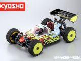 Kyosho Inferno MP9 TKI 3: Nuova versione della buggy 1/8!