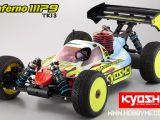 Kyosho Inferno TKI3: Buggy 1/8 a scoppio da competizione