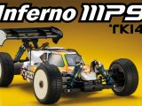Kyosho Inferno MP9 TKI4 video con Yuichi Kanai