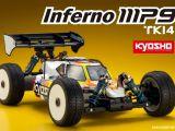Kyosho Inferno MP9 TKI4 - Buggy da competizione 1/8