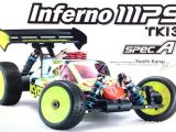 Kyosho Buggy Inferno MP9 TKI3 SPEC A Premontata
