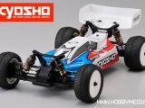 Kyosho Lazer ZX-5 FS2 SP 4wd: Buggy elettrica in scala 1/10