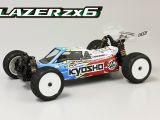 Kyosho ZX6 4WD: Buggy da competizione in scala 1/10