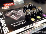Motori brushless Kyosho Le Mans - Shizuoka Hobby Show