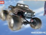 Mad Force Cruiser VE ReadySet - Monster Truck Kyosho