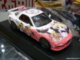 Comiket 77 - Die Cast manga della Kyosho Mazda RX 7 FD3S Spirit R - ALICE SOFT x AIZU PROJECT - Hentai