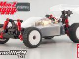Kyosho MiniZ MB-010 Buggy MP9 TKI3: Edizione Limitata