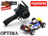 MiniZ Buggy video: Kyosho Optima e Lazer ZX5 in scala 1/24