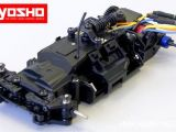 Kyosho Mini-Z Racer MR03 VE con motore brushless