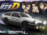 Kyosho Mini-Z Sports Initial-D su telaio MA-020 AWD