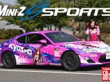 Kyosho MR-03S MiniZ Sports Toyota JKB86 2014 50th