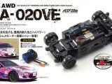 Kyosho MiniZ MA-020VE con la carrozzeria Toyota JKB86  Anticipazioni Tokyo Hobby Show
