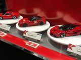Kyosho Mini-Z Ferrari 599XX, Dino 246GT e La Ferrari