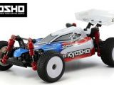 Kyosho Mini-Z Buggy Lazer ZX5 FS: Jared Tebo Edition