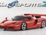Kyosho Enzo Ferrari Concept GT: MiniZ Sports 2 MR-03