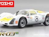 Kyosho Mini Z MR-03 con carrozzeria Porsche 906 Japan GP
