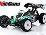 Kyosho Inferno MP9e TKI Buggy elettrica in scala 1/8