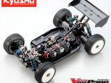 Kyosho MP9e: Buggy 1/8 elettrica - Nuova Versione