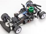 Kyosho Spada 09L Nissan March Cup - Automodellismo 1:12