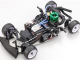 Kyosho Spada 09L Nissan March Cup - Automodellismo 1:12