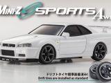 Mini-Z MA-020 Nissan SKYLINE GT-R R34 V. Spec II