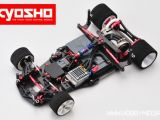 Kyosho Plazma 2WD on road in scala 1/12 - SCOOP!