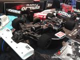 Kyosho Plazma Formula brushless in scala 1/12