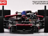Kyosho PLAZMA Ra: Pan Car da competizione in scala 1/12