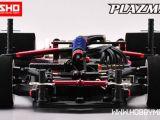 Kyosho PLAZMA Ra: Pan Car da competizione in scala 1/12