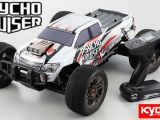 Kyosho Psycho Kruiser VE monster truck brushless 4wd