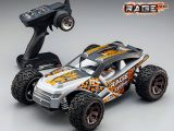 Kyosho Rage VE 4WD Readyset: Truggy brushless 1/10