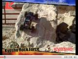 Video Modellismo - RC Rock Crawler Kyosho Rock Force Jimny 2.2