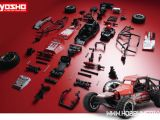 Kyosho Sand Master (EZ-Build) Buggy in kit di montaggio