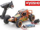 Kyosho Sand Master Readyset buggy: Tre nuove colorazioni