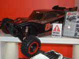 Kyosho Scorpion B-XXL Buggy in scala 1/7: Video