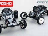 Kyosho: Buggy Scorpion XXL EP/GP in kit di montaggio