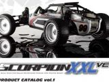 Kyosho Product Catalog Vol.1 Scorpion XXL VE Buggy