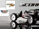 Kyosho Scorpion XXL VE: Buggy elettrico 2wd in scala 1/7