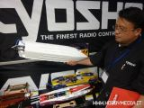 Motoscafi radiocomandati brushless Kyosho allo Shizuoka Hobby Show 2011