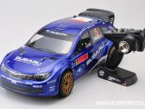 Kyosho Rally DRX VE Subaru WRC 2008 e Ford Cosworth
