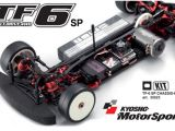 Kyosho TF6 SP KIT: Touring Car da competizione 1/10