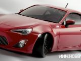 Kyosho Toyota 86 Mini-Z Drift DWS Chassis Video Modellismo