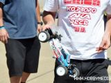 Jared Tebo prova il prototipo della nuova Kyosho Ultima 2WD 