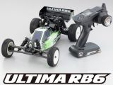 Kyosho Ultima RB6 Buggy 2WD 1:10 ReadySet