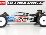 Kyosho Ultima RB6.6 buggy 2wd in scala 1/10