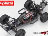 Kyosho Ultima SC-R KIT: Short Course Truck 1/10 2WD