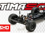Kyosho Ultima SC6 2WD Short Course Truck in scala 1/10