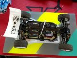 Kyosho ZX6 4WD buggy in scala 1/10 – Spy shot