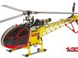Lama Superscale 1V33LM Flybarless Tripala - Scorpio