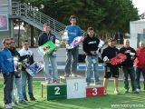 Lamberto Collari vince la prima prova del Campionato Italiano Pista 1/8 di Locorotondo - AMSCI
